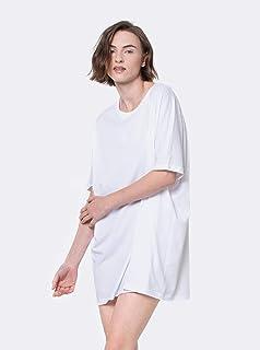 vestido camisetão pima