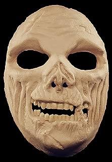 prosthetic halloween masks