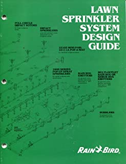 Lawn Sprinkler System Design Guide