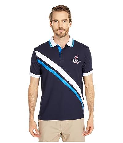 Nautica Navtech Polo (Blue) Men