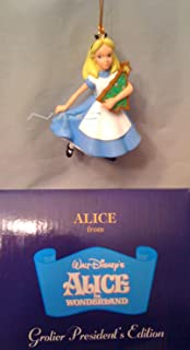 Alice From Walt Disney's Alice in Wonderland Grolier President's Edition # 35600-996