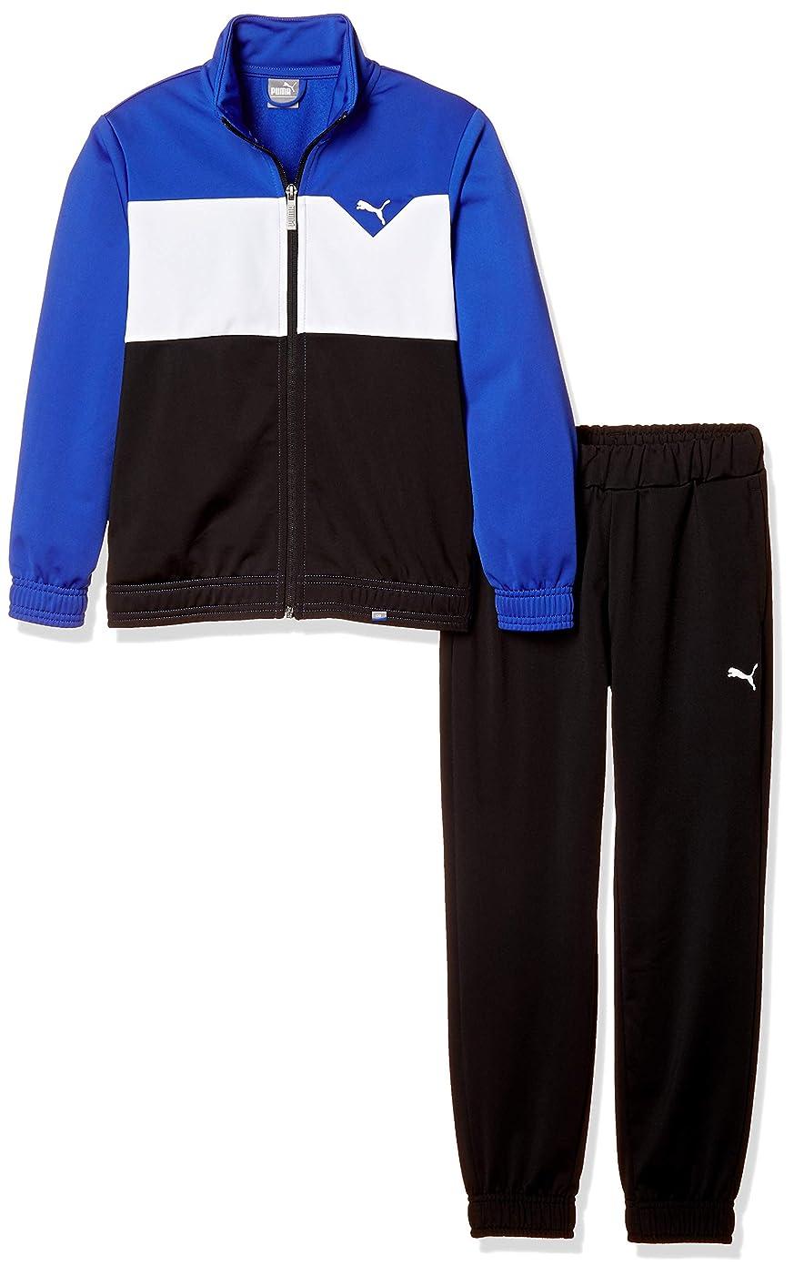 イソギンチャクハンカチスーツケース[プーマ] トレーニングウェア トリコット スーツ [ボーイズ] 843976
