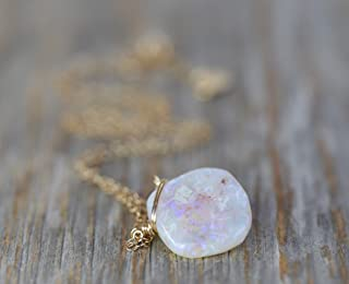 purple opal raw
