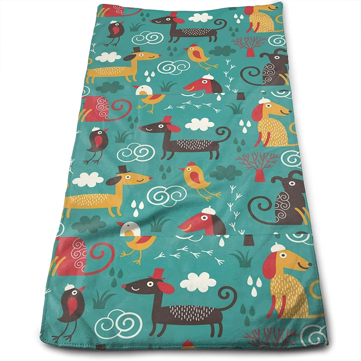 Animals Large El Paso Mall Towels for Pool Lightweight Highly Today's only Beach and Absor