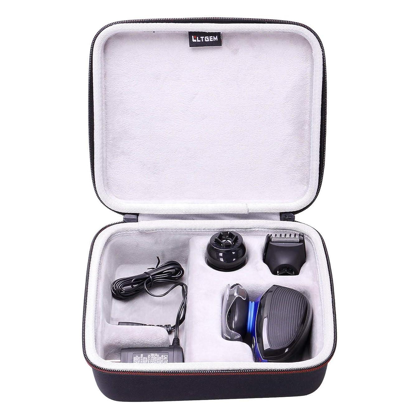 ウォルターカニンガムアッパー肥満LTGEM Hard Case for Remington XR1400 Verso Wet & Dry Men's Electric Razor Shaver & Trimmer Grooming Kit 141[並行輸入]