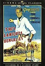 Tres lanceros bengalies [DVD]