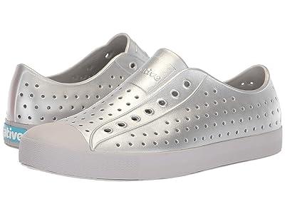 Native Shoes Jefferson (Silver Metallic/Mist Grey) Shoes