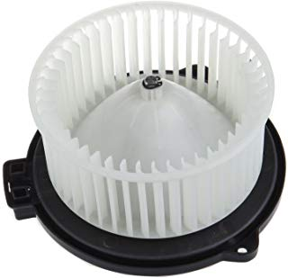 OCPTY A/C Heater Blower Motor ABS w/Fan Cage Air Conditioning HVAC Replacement fit for 2001-2006 Acura MDX/1998-2002 Honda Accord/1999-2004 Honda Odyssey/2003-2008 Honda Pilot