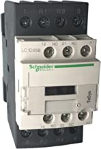 SCHNEIDER ELECTRIC LC1D258G7 RELAY CONTACTOR, 600VAC, 25A