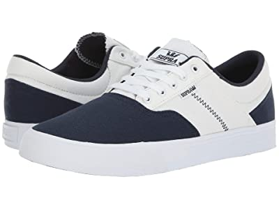 Supra Cobalt (Navy/White/White) Men