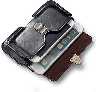 PELTRO Designer Portafoglio da Viaggio Passaporto Titolare della carta di credito Grande Borsetta Organizzatore