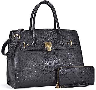 Women's Purses and Handbags Large Tote Shoulder Bag Top Handle Satchel Hobo Bag Briefcase