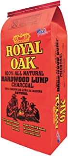 Royal Oak 195-228-162 8Lb Lump Charcoal, 8 lb