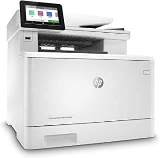 HP Color LaserJet Pro Multifunction M479fdn Laser Printer With One-Year, Next-Business Day, Onsite Warranty (W1A79A) – Ethernet Only
