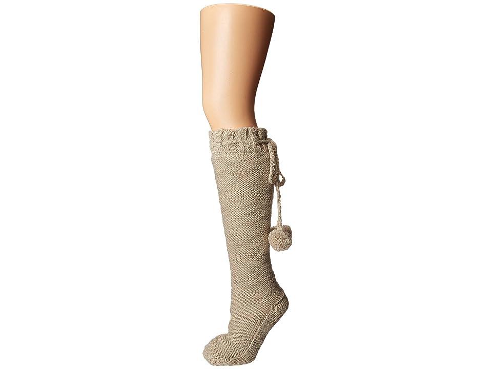 UGG Thea Cozy Slipper Sock (Oatmeal Heather) Women