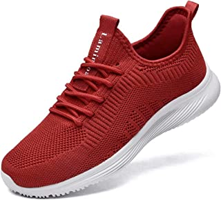 Womens Walking Shoes Slip On Lightweight Athletic Comfort...