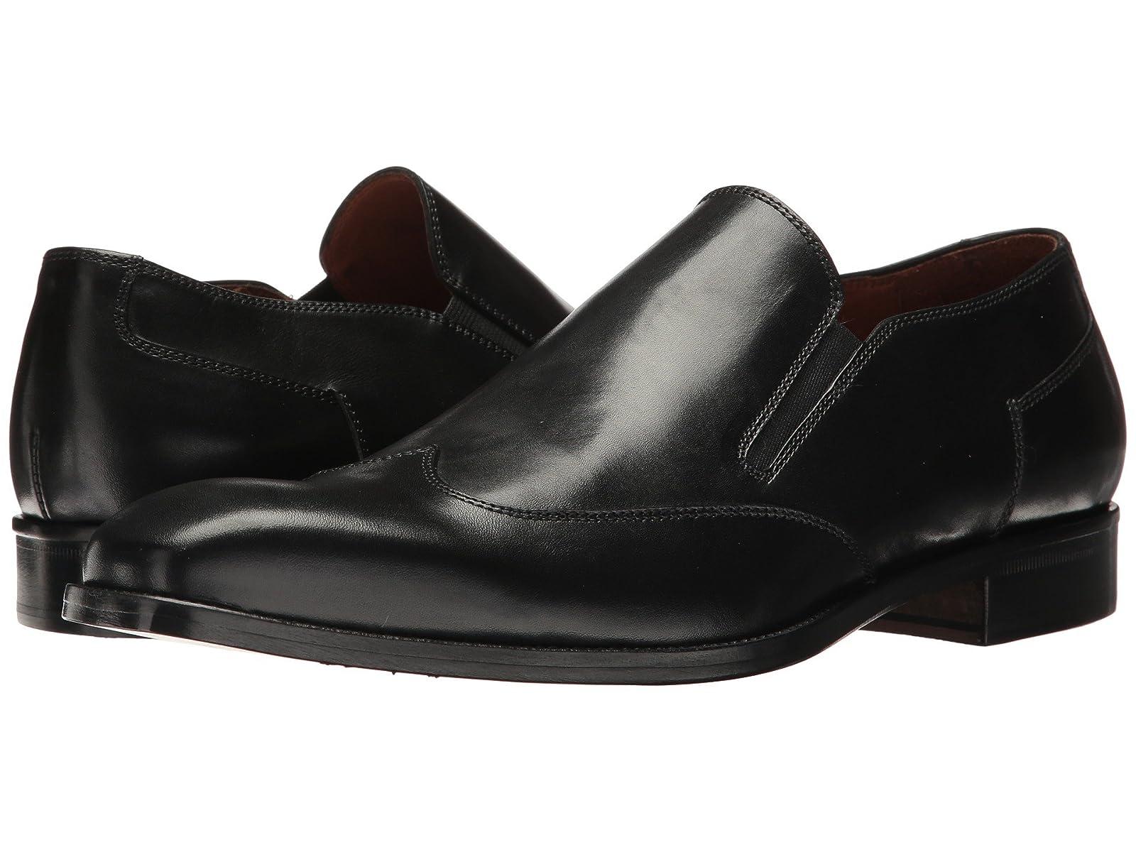 Massimo Matteo Wing Tip Slip-OnAtmospheric grades have affordable shoes