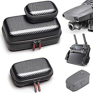 Honbobo Travel Carrying Case Portable Storage Bag Handbag for DJI Tello Drone with Gamesir T1D Gamepad Remote Controller