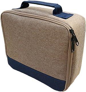 QOTSTEOS Draagbare tas voor Canon Selphy CP1200 CP1300 compacte fotoprinter, waterdicht, opbergtas, reis-beschermhoes