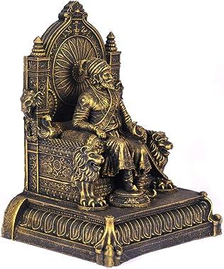Flora Chhatrapati Shivaji Maharaj Statue Small