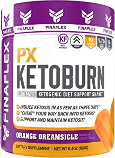 Ketoburn Ultimate Ketogenic Diet Support Shake Induce Ketosis in As Few As Three Days