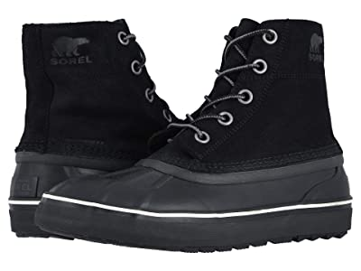 SOREL Cheyannetm Metro Lace Waterproof (Black) Men
