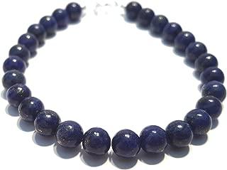 "12 mm Violet clair rond naturel jade 7.5/"" bacelet pour Femme Bijoux bra174"