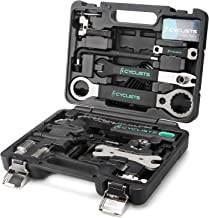 23 Piece Bike Tool Kit - Bicycle Repair Tool Box Compatible - Mountain/Road Bike Maintenance Tool Set with Storage Case