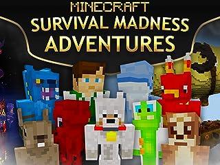 Clip: Minecraft - Survival Madness Adventures
