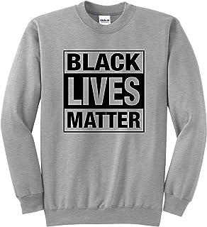 New York Fashion Police Black Lives Matter Political Protest Sweatshirt
