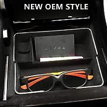 JOJOMARK Tesla Model 3 Accessories Center Console Organizer 2017 2018 2019 Tesla Model 3(OEM Style)