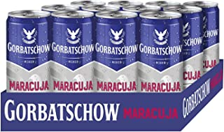 Gorbatschow Maracuja Wodka Dose 12 x 0.33 l