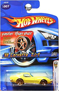 Hot Wheels 2006 First Edition 7 of 38 YELLOW