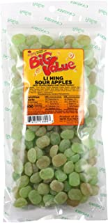 Enjoy Li Hing Mui Sour Apples Hawaii Snacks 1 Lb. (16 Oz.) Bag