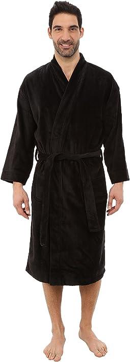 Jockey - Terry Velour Solid Robe
