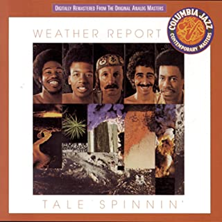 weather report tale spinnin