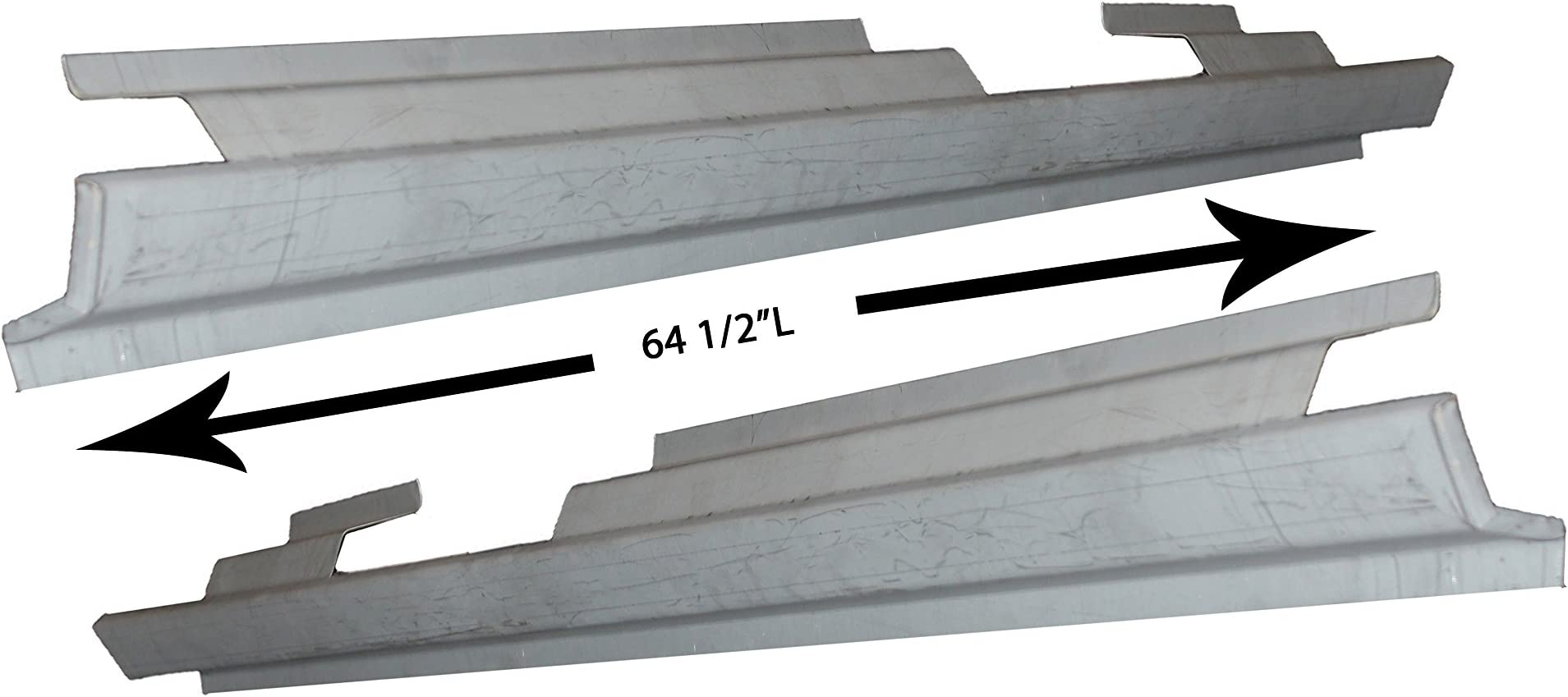 Classic 2 Current Fabrication 1999-04 Jeep Grand Cherokee 4dr Outer Rocker Panels (Pair)