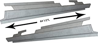 Classic 2 Current Fabrication 1955-62 Triumph TR3 Outer Rocker Panels Pair