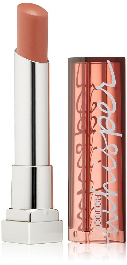 崖固めるモーターメイベリン Color Whisper Lipstick - # 20 Mocha Muse 3g/0.11oz並行輸入品