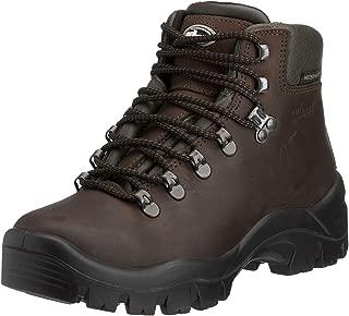 Grisport Peaklander Italian Hiking Boot. Waterproof/Breathable, Rubber Cleated Sole