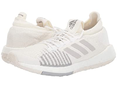 adidas Running PulseBOOST HD (White/Grey/White) Women