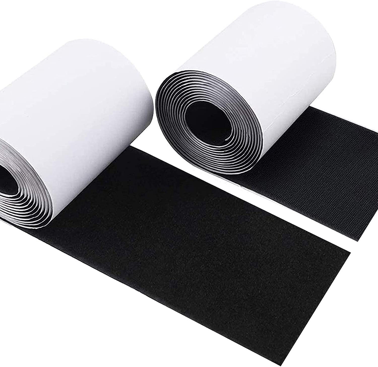 4 Inch Wide 3.28 Ft Long Sticky Roll It is very popular and Back Loop Tape Hook Se Dallas Mall