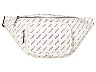Lacoste Live Waistbag (Camouflage/White Off) Handbags