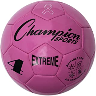 Champion Sports Extreme Series Composite Soccer Ball:...