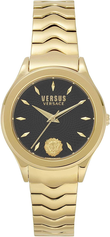 Versus versace orologio in acciaio inossidabile per donna VSP560918