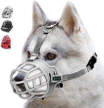 DC CLOUD Hundemaulkorb Maulkorb Kleine Hunde Giftk/öder Maulkorb Atmungsaktiv Hundem/ündung Einstellbare Dichtheit Verhindern Bei/ßen Und Bellen Geeignet F/ür Hunde Size-1