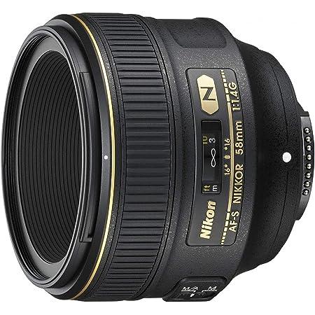 Nikon Obiettivo Nikon Nikkor Af S 58mm F 1 4g Kamera