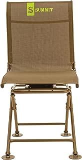 Summit Mesh Sling Swivel Chair