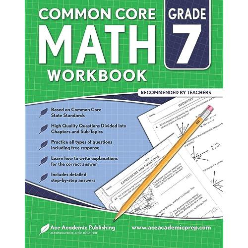 Math Grade 7: Amazon com