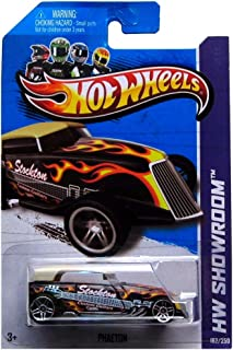 Hot Wheels 2013 HW Showroom Phaeton 182/250